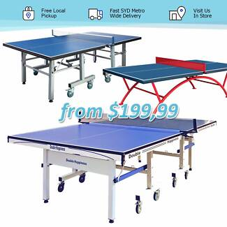 13mm~30mm Indoor/ Outdoor Ping Pong Table Free SYD Metro Delivery