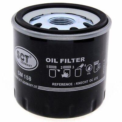 SCT Ölfilter SM158 Filter Motorfilter Servicefilter Anschraubfilter Dichtung