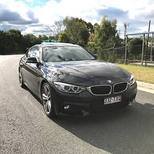 2014 BMW 420i M SPORT Coupe!! Only 22,000 KMS!!! Darra Brisbane South West Preview