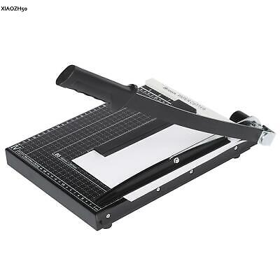 Heavy Duty Paper Cutter Professional Office Home A4 Paper Desk Tops Guillotine