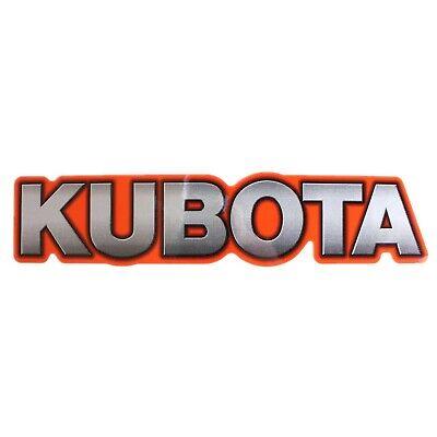 E-tc220-80930 Kubota Decal For Kubota Tractors Excavators Rtvs Mowers