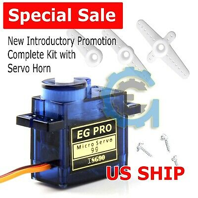 180° i-SG90 Micro Servo Motor For RC Robot Helicopter Airplane Aircraf Car Boat