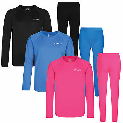 Dare2b Equate Kids Thermal Base Layer Set Top & Trousers