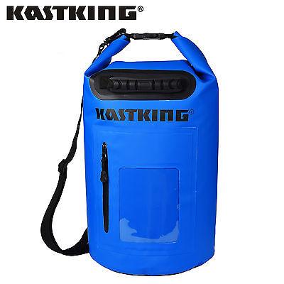 30L KastKing Dry Bag Sack Waterproof Dry Gear Bag for Boating Kayaking Fishing
