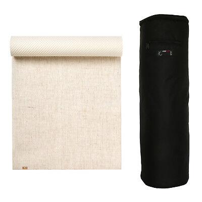 Yoga Studio - EcoYoga Kit Yoga Mat & Bag Combo Set - Various Colours Available Studio Kit Bag