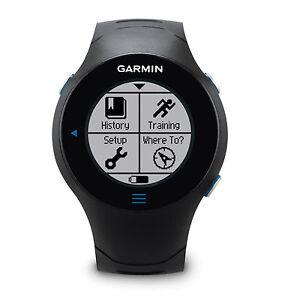 GARMIN-FORERUNNER-610-GPS-FITNESS-SPORTS-WATCH-ONLY-010-00947-00