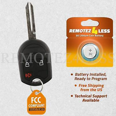 Replacement for Ford Lincoln Mercury Mazda Keyless Entry Remote Car Key Fob 3b