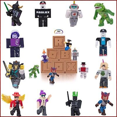 """Roblox Series 2 Mystery Blind Box Action Figures 3"""" Kids Toys Packs NEW~No Codes"""