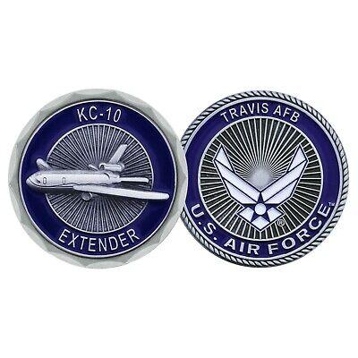 TRAVIS AIR FORCE BASE KC-10 EXTENDER 1.75