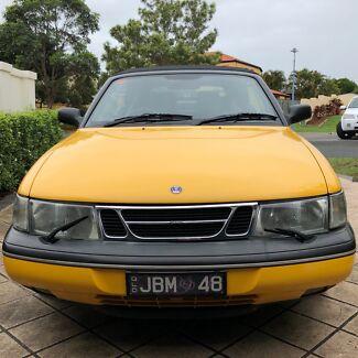 SAAB 900 SE, 1997, 2.0 l Turbo, Convertible, Manual