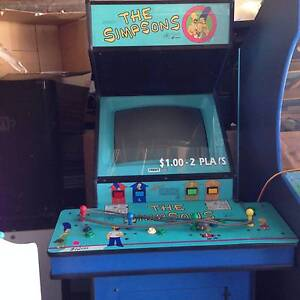 Simpson Video Game Stanthorpe Southern Downs Preview