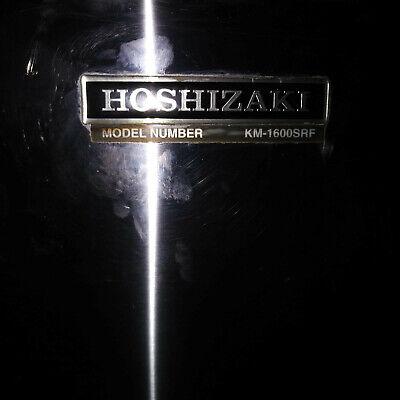 Used 1600 Lb Remote Hoshizaki Ice Machine