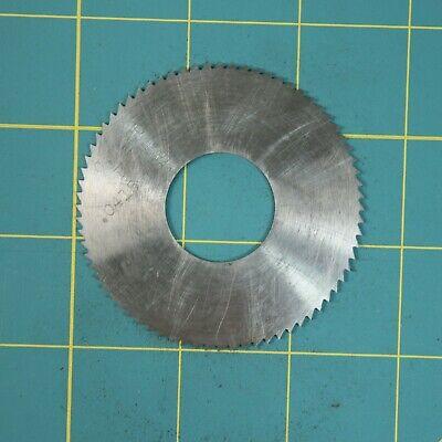 1one Slitting Slotting Saw Blade 0.0415 X 2-58 Hss Machinist Cutting Tool