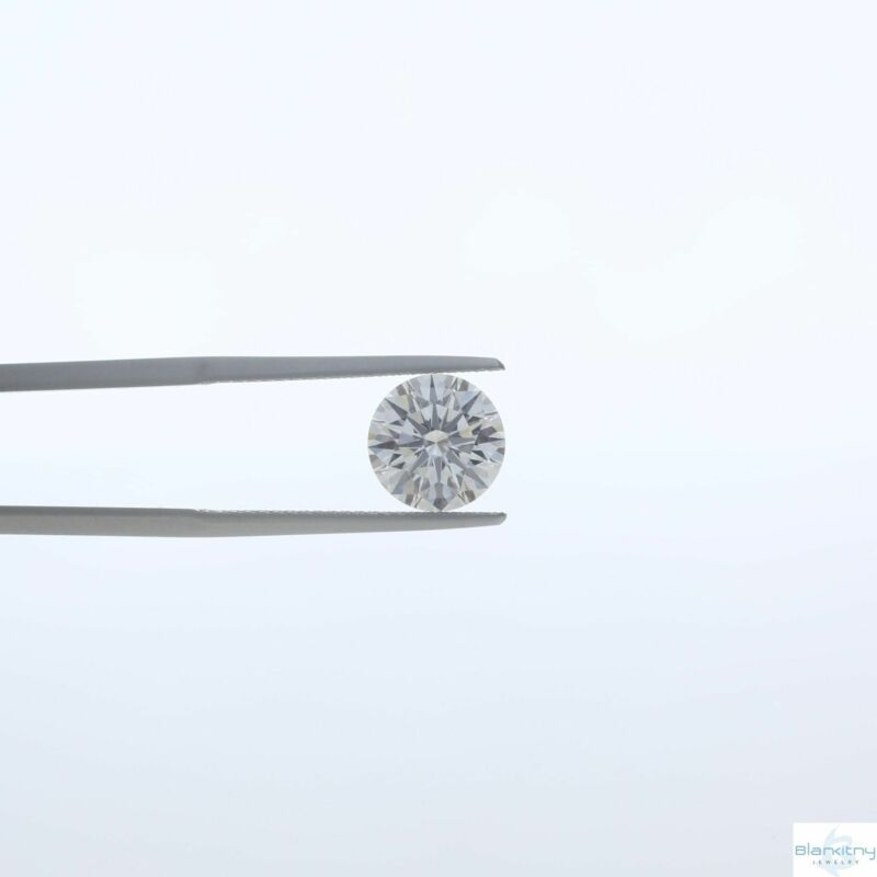 Round Cut Loose Diamond - 2.15 Carat G VS2 IGI Certified  Lab Grown For Ring