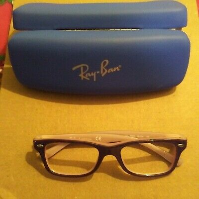 Glasses vista Ray-Ban Junior RY1531 3580 TOP HAVANA ON OPAL (Junior Ray Bans On Adults)