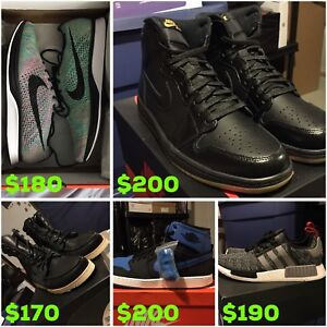 JORDAN NIKE ADIDAS YEEZY SPRING CLEANING!!! ALL SIZE 11 DS