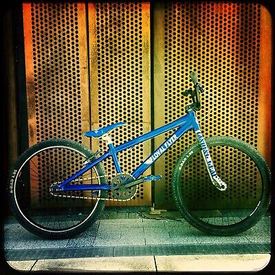 """SE Racing FLOVAL FLYER 24"""" BMX Cruiser ~ Blue ~ Upgraded ~Hope & Box components"""
