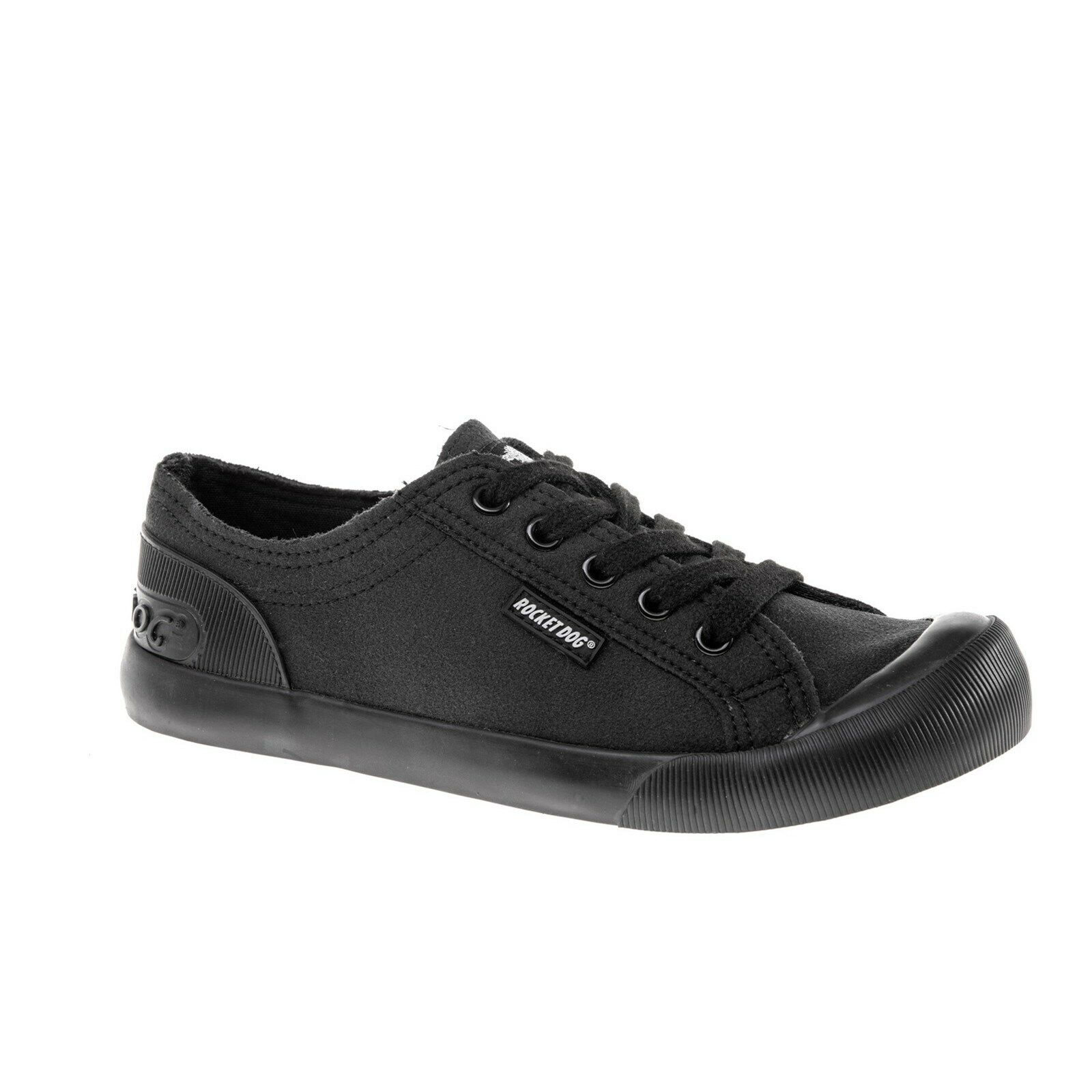 Rocket Dog Jazzin Canvas Fable Trainers