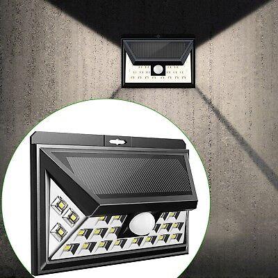 Auraglow Super Bright 24 LED Wireless Motion Sensor Outdoor Solar Security Light