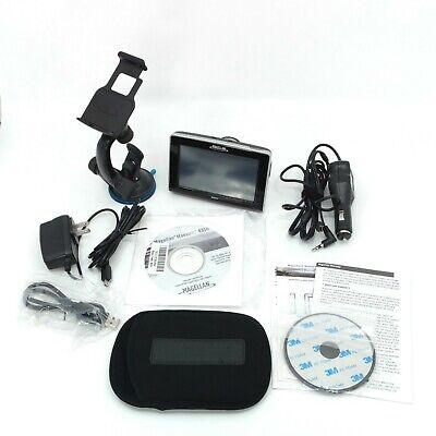 Magellan Maestro 4350 GPS Portable Navigation Bluetooth 4.3