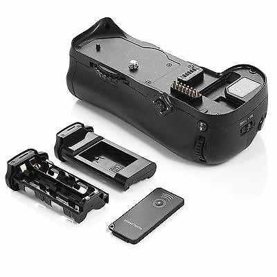MB-D10 Battery Grip For Nikon D300 D300s D900 D700 DSLR Camera + Infrared Romote (D300 Battery Grip)