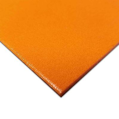 Hdpe High Density Polyethylene Sheet 18 X 12 X 12 4 Pack Safety Orange