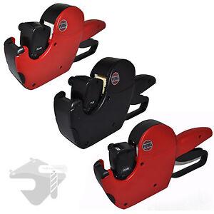 Puma PJ6 Price Gun Labeller Kit with 4500 Labels & Ink Roller