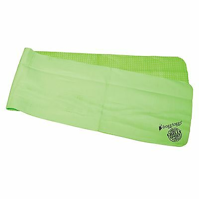Length Towel (Frogg Toggs 647484036332 Chilly Sport Cooling Towel 33
