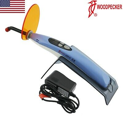 100 Woodpecker Original Dental Curing Light Wireless Cure Lamp Led D Original