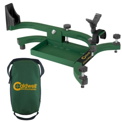 Caldwell Lead Sled Solo Recoil-Reducing Shooting Rifle Gun Bench Rest 101778