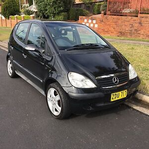 2004 Mercedes-Benz A160 Hatchback Ryde Ryde Area Preview