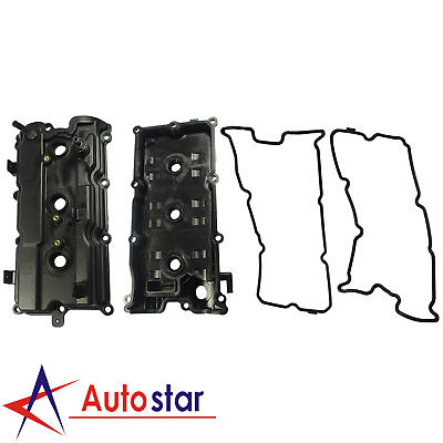Used, Engine Valve Cover W/ Gasket For 03-09 Nissan Quest Maxima Altima Murano 3.5L for sale  Shipping to Canada