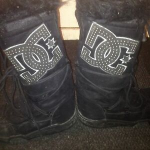 BRAND NEW DC WINTER BOOTS