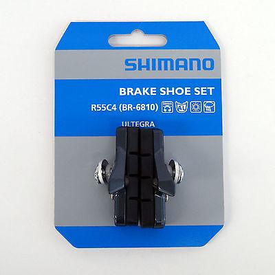 Shimano Ultegra R55C4 (BR-6810) Cartucho Tipo Set de Zapatas Freno (Par)