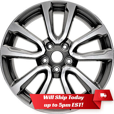 """New 18"""" Replacement Alloy Wheel Rim for 2013-2016 Nissan Pathfinder 62597"""