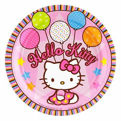 Tortenaufleger---Hello Kitty---Geburtstag--Party----Fondant //Oblate ()