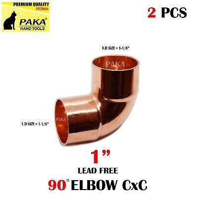 90 Degree Elbow Long Radius C x C Bag of 10 Pieces 1//2 I.D