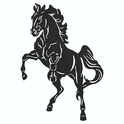 Horse Dxf Sign For Plasma Laser Waterjet Router Plotter Cut Vector Cnc File