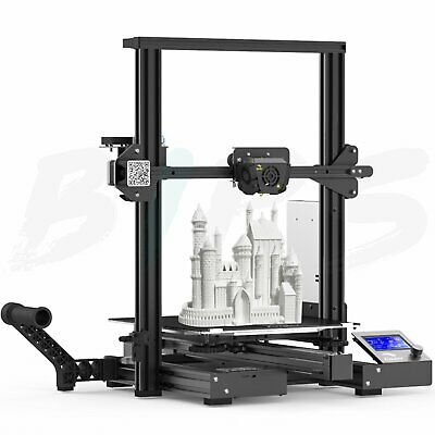 Creality Ender 3 Max 3D Printer Dual Cool Fans Newest Mainboard 300x300x340mm