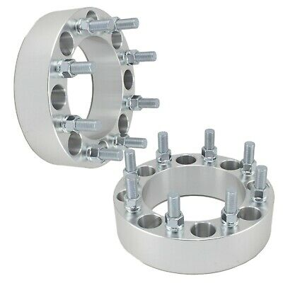 "2pcs 2"" 8x6.5 Wheel Spacers Fits Dodge Ram 2500 3500 