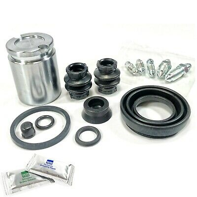 REAR CALIPER REBUILD REPAIR KIT PISTON & SEALS FITS: PEUGEOT 307 01- SCR0012T for sale  Shipping to South Africa