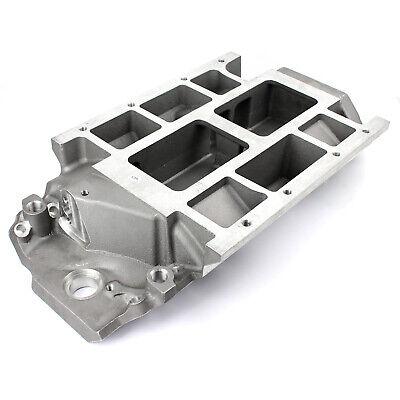Chevy BBC 454 6-71 8-71 Blower Aluminum Intake Manifold