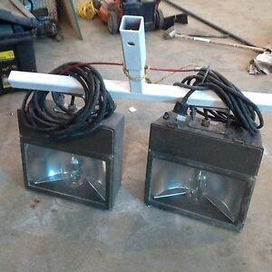 400 watt  weatherproof sealed shop/yard lights