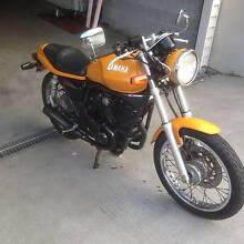 Cafe Racer factory Yamaha SRV250  collectors item RWC Camp Hill Brisbane South East Preview