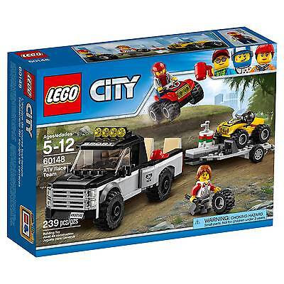 LEGO® City Great Vehicles ATV Race Team 60148