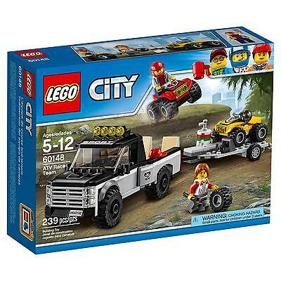 Lego - LEGO® City Great Vehicles ATV Race Team 60148