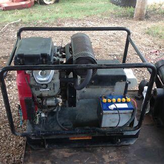 Generator 9 kva Honda Grandchester Ipswich City Preview