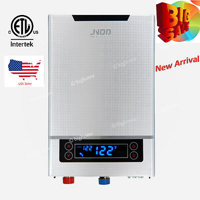 Thrilling Tankless 240V Home Shower Instant Water Heater Heating System ETL 11KW