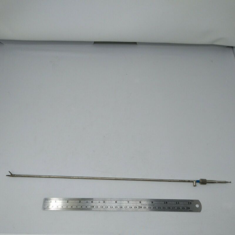 Wolf 8394.514 5mm Laproscopic Needle Holder Insert (No Handle)