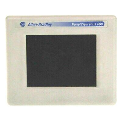 Allen Bradley 2711pc-t6c20d D Panelview Plus Compact 600